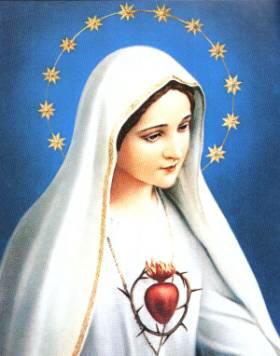Beata Vergine di Fatima