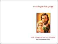 I 7 dolori e gioie di San Giuseppe